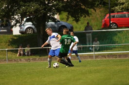 TuS Förbau II - FC Schwarzenbach II 16