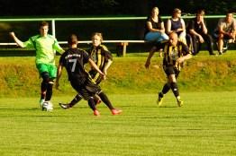 Toto Pokal FCS - FC Stammbach 1