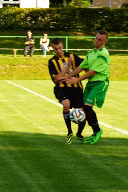 Toto Pokal FCS - FC Stammbach 3