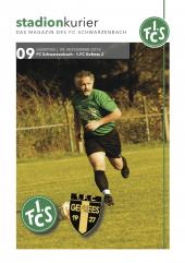 09 Stadionkurier  FCS vs FC Gefrees 2