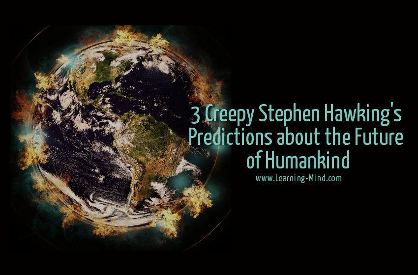 史蒂芬·韦伯的预言