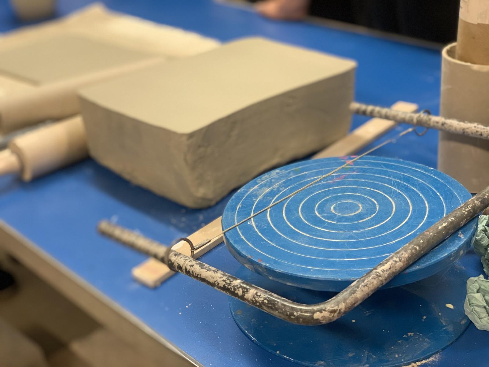 Clay and ceramic tools