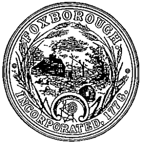 Foxborough Town Seal