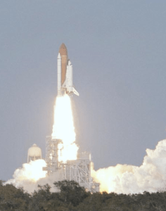NASA STS-133 Discovery Launch