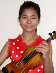 Guest Violin Soloist Mitsuru Yonezaki