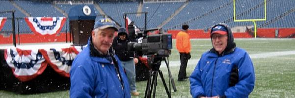 January 2008 - Patriots Super Bowl XLII Send Off