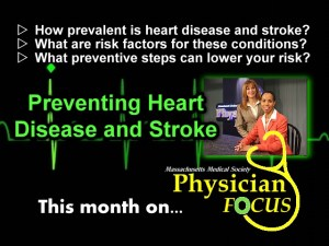 Preventing Heart Disease and Stroke