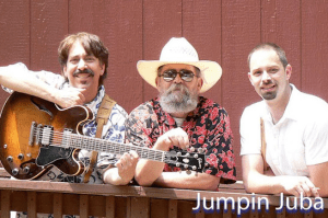 Jumpin' Juba Band Photo