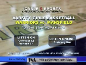 2/1/13 Live Varsity Girls Basketball Coverage