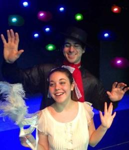 Fantastiks at Steps Off Broadway