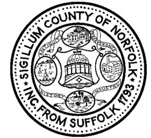 Norfolk Registry of Deeds Seal