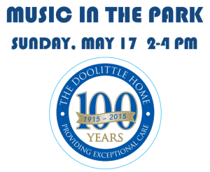 Doolittle Music In the Park 2015