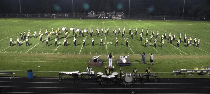 Foxborough High School Marching Band 2015