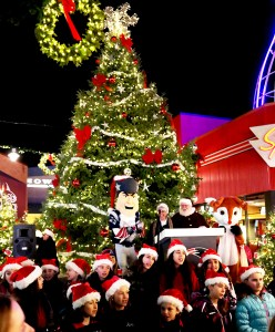 Patriot Place's seventh annual Holiday Giving Tree Lighting Celebration will be held on Friday, Nov. 20, from 4-6:30 p.m.