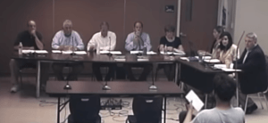 Foxborough Board of Selectmen 2016