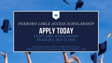 Foxboro Cable Access Scholarship