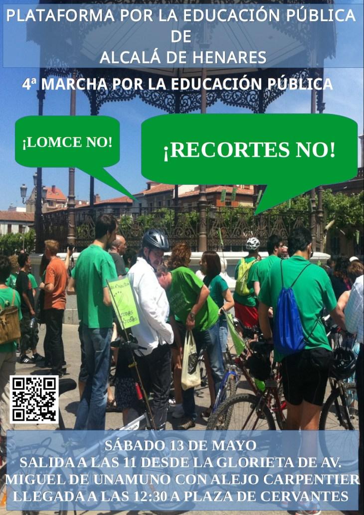 IV Marcha del Lápiz Verde