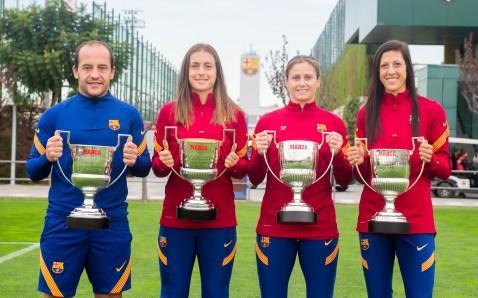 Pichichi, Zamora, MVP y Mejor Entrenador son del FC Barcelona FemenÍ