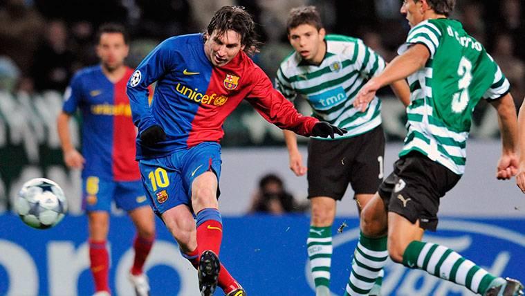 Resultat d'imatges de Sporting Portugal - Barcelona