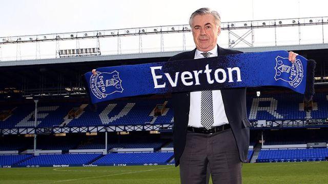 Ancelotti niega el fichaje de Ibrahimovic por el Everton