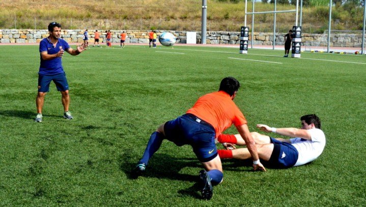Sant Cugat - FCB 6