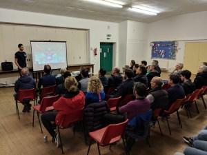 Alex Paton's Club Night Talk