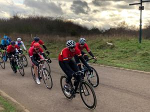 Road Racing – Winter Warmers