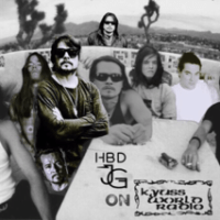 KYUSS WORLD RADIO # 11 - JOHN GARCIA'S BIRTHDAY BASH - 9.4.16