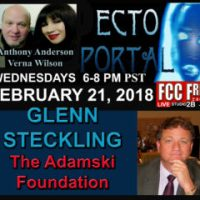Ecto Portal #78 Glenn Steckling The Adamski Foundation