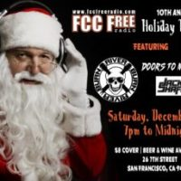 10th Annual FCCFREE RADIO Holiday Party