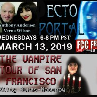 Ecto Portal #127 The Vampire Tour of San Francisco with Kitty Burns-Nasarow