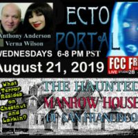 Ecto Portal #150 The Haunted Manrow House of San Francisco