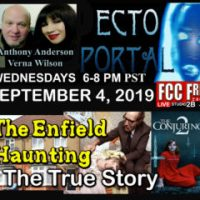Ecto Portal #152 The Conjuring 2 The True Story (The Enfield Haunting)