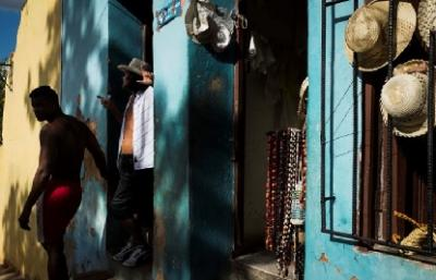 Wall Exhibition: CUBA