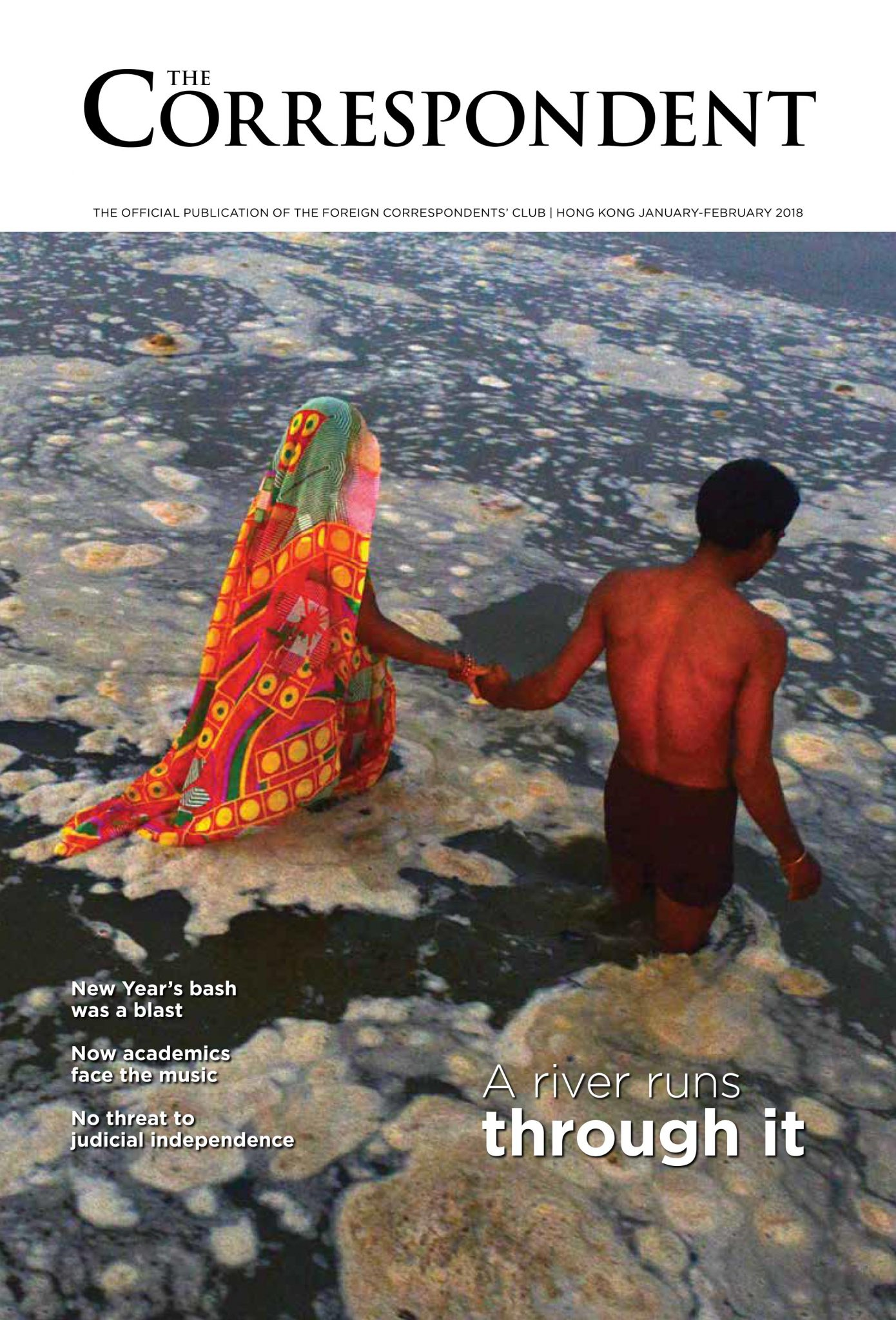 River of Life, River of Death: The Ganges and India's Future, by Victor Mallet