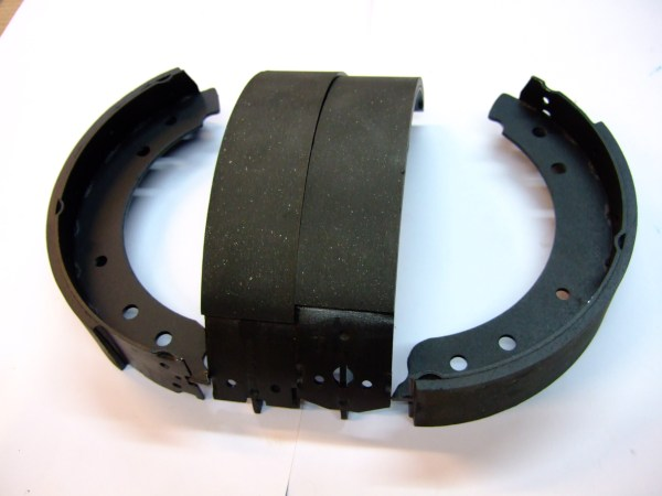 Rear Brake Shoes