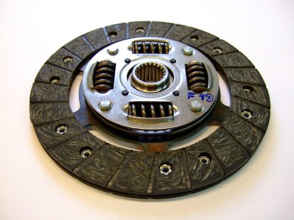Clutch Drive Plate