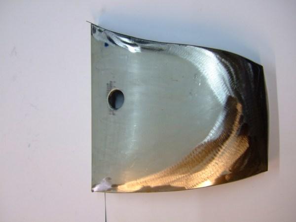 Front Apron quarter panel