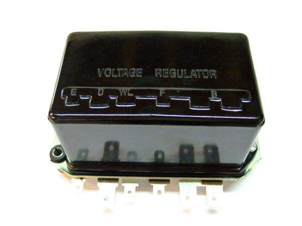 Voltage Regulator (control box)