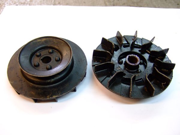 Dynamo pulley (metal)