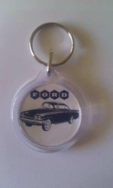 Club key ring