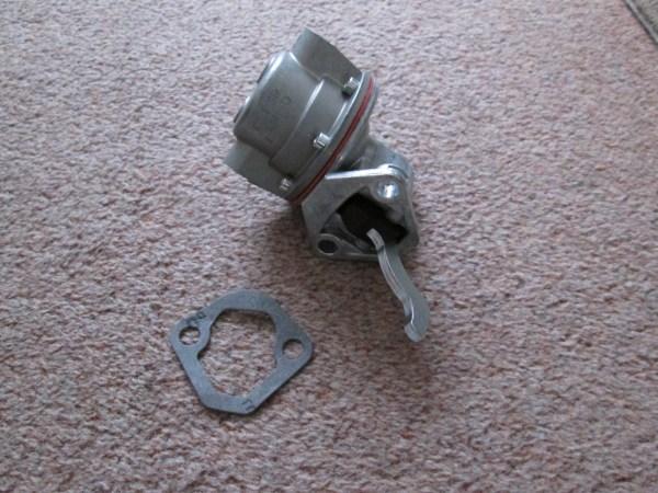 Fuel Pump – metal top