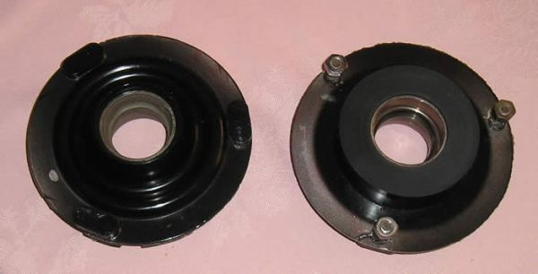 Top Mounts (injection molded)