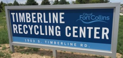 Timberline Recycling Center    City of Fort Collins Location And Hours Of Operation