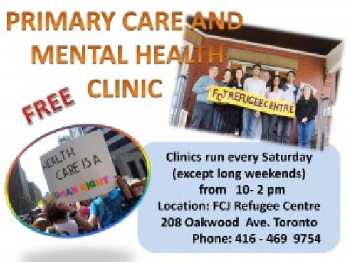 Primary care  and mental health clinic