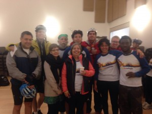 ride for refuge team 2014