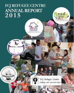 Annual report 2015 portada