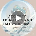 Webinar | Access to Education and Fall Programs
