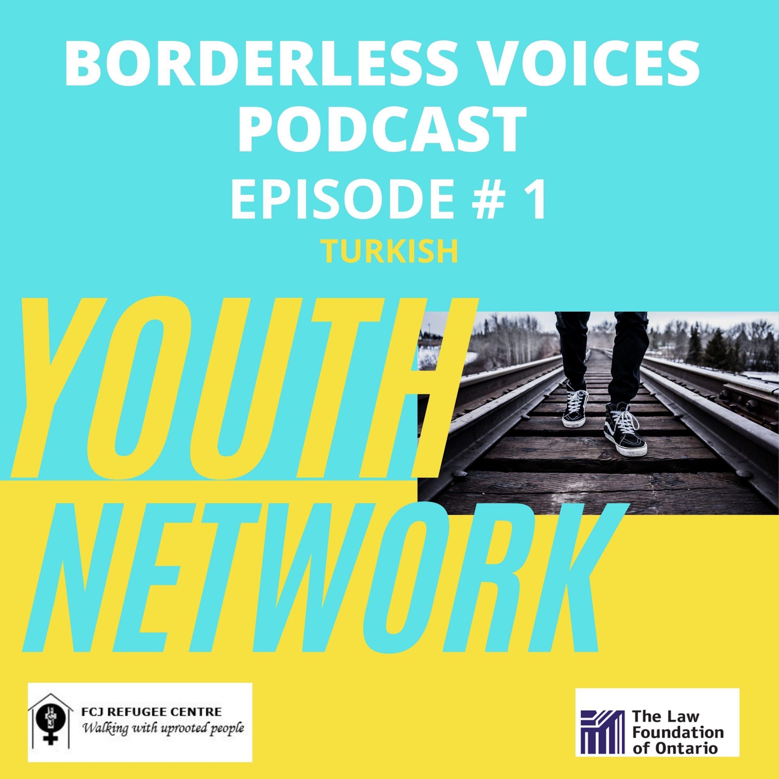FCJ Refugee Centre Podcasts