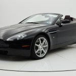 Used 2007 Aston Martin V8 Vantage Roadster For Sale 54 880 F C Kerbeck Aston Martin Stock 485j